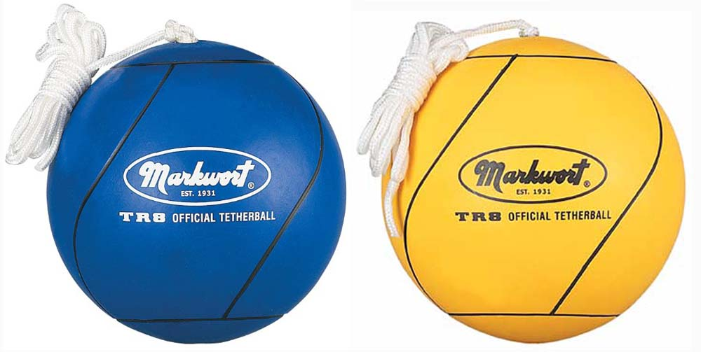 Official Tetherball from Markwort