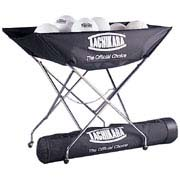 Tachikara Collapsible Hammock Ball Cart (Black)