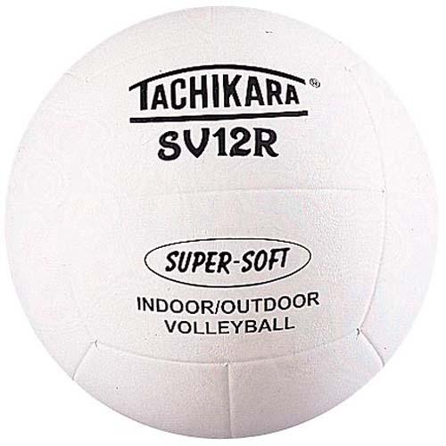 Super Soft Rubber Volleyball from Tachikara