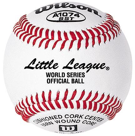 SST Little League Baseballs from Wilson - (One Dozen)