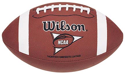 Wilson NCAA Tackified Composite Leather Football