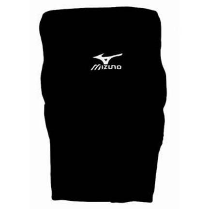 Black Knee Pads MZ-PVKT5 from Mizuno - 1 Pair