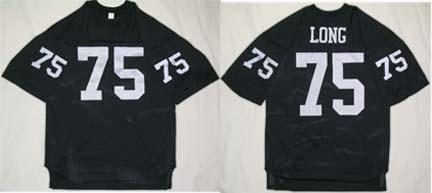 Howie Long Unautographed Jersey