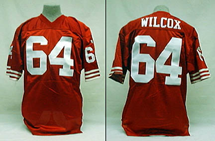 1964 49ers Jersey