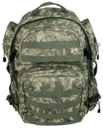 Digital Camo Tactical Back Pack