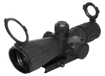 NcSTAR SRTM3942G 3-9x42 Rifle Scope: SRTM3942G Optic