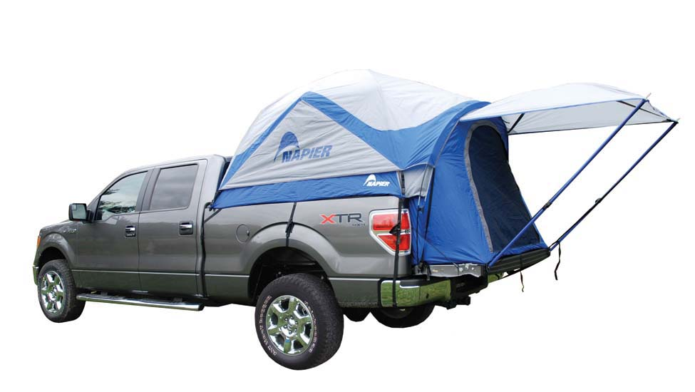Sportz Truck Tent III for Mid Size Short Beds (For Toyota T-100 Model)