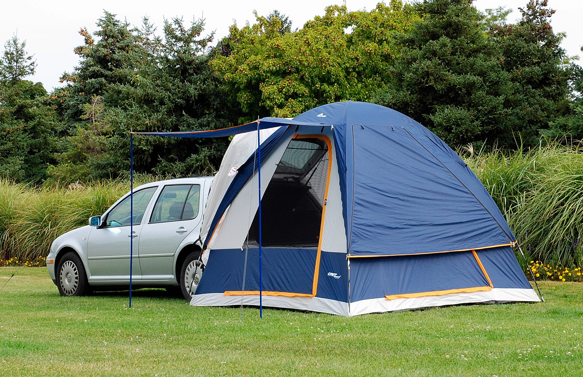 Sportz Dome-To-Go Hatchback / Wagon Tent (For Chevy Aveo and Volt Models)