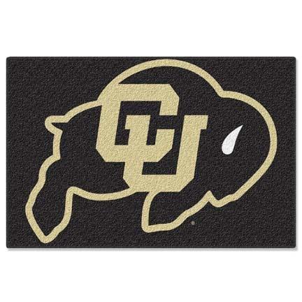 """Colorado Buffaloes 20"""" x 30"""" Rug"""