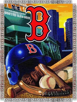 Boston Red Sox Home Field Advantage 48 x 60 Throw Blanket