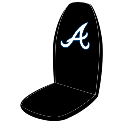 Click here for Atlanta Braves Car Seat Cover prices
