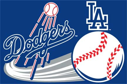 Los Angeles Dodgers 20 x 30 Acrylic Tufted Rug