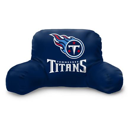 Tennessee   License   Pillow   Titan   NFL