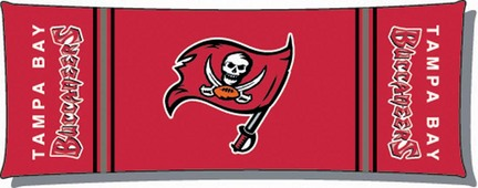 Buccaneer   Official   Pillow   Tampa   Body   NFL   Bay