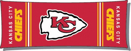 Official | Kansas | Pillow | Chief | Body | City | NFL