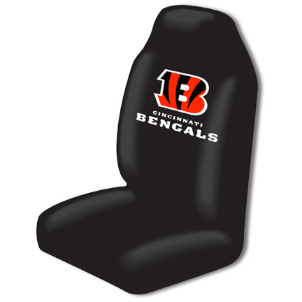 Cincinnati Bengals Car Seat Cover