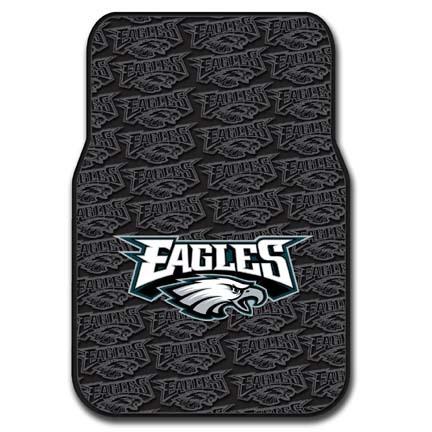 Philadelphia Eagles Auto Floor Mat (Set of 2 Car Mats)