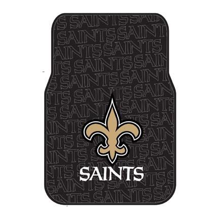 New Orleans Saints Floor Mats Price Compare