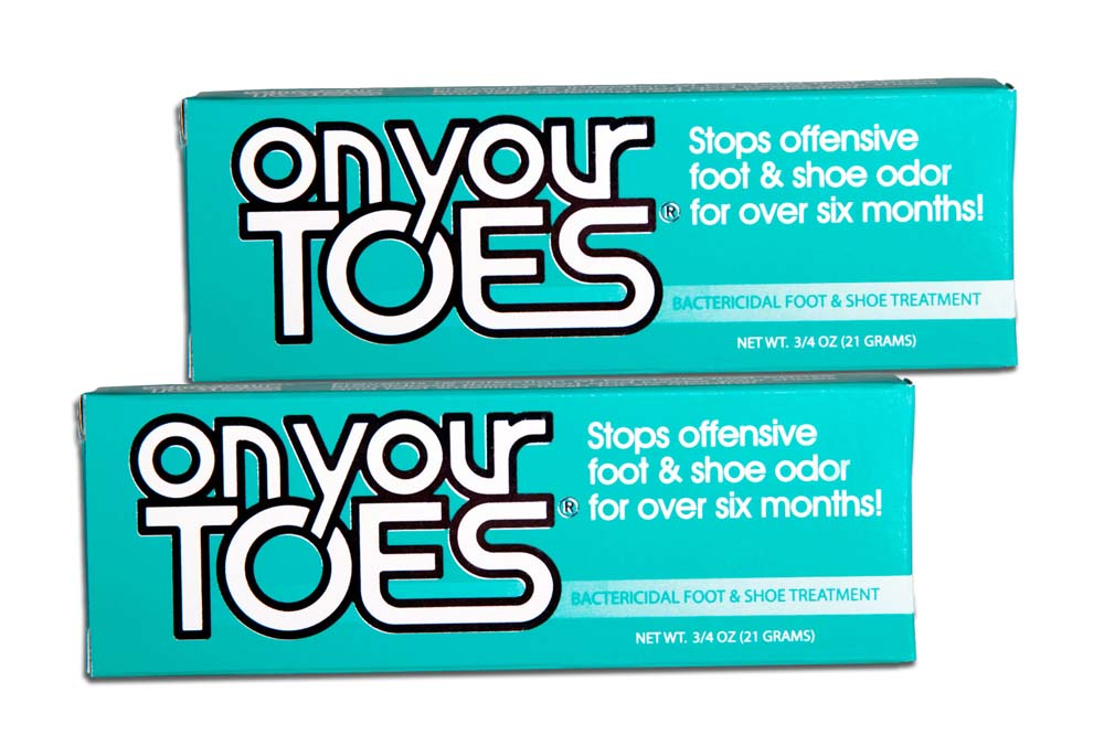 Fraser Laboratories On Your Toes® Bactericide Foot Powder (Two Pack) NYT-ONYOURTOES-2PK