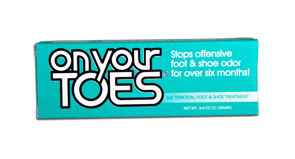 Fraser Laboratories On Your Toes® Bactericide Foot Powder NYT-ONYOURTOES