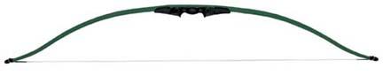"60"" Fiberglass Recurve Bow...30 - 35 lb. Draw Weight thumbnail"