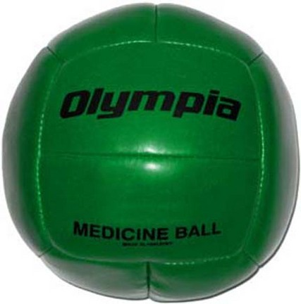 14 - 15 lb. Medicine Ball from Olympia Sports