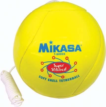 Mikasa Tetherball (Set of 3)