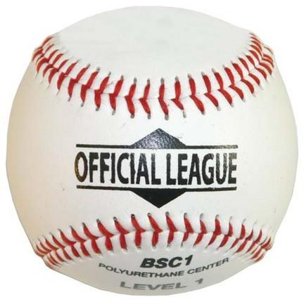 Safe T (BSC1) Baseballs from Champion Sports - 1 Dozen