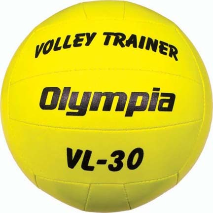 """31"""" """"Sof-Train"""" Training Volleyball from Olympia Sports (Set of 3)"""
