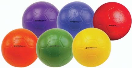 Soccerball from Rhino Skin (Set of 4)