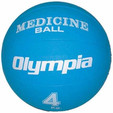 3 Kilo ( 6 - 7 lbs. ) Rubber Medicine Ball
