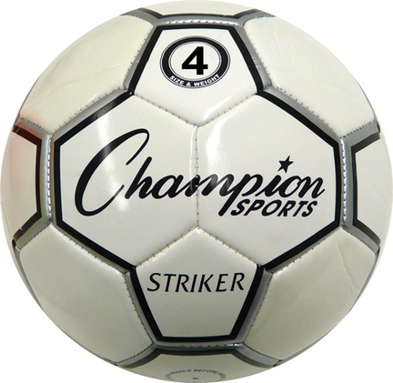 Striker Soccer Ball (Size 4)