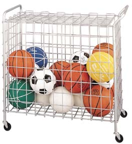 Economy Portable Ball Locker