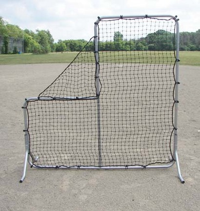 "72"""" x 72"""" Pitcher's Safety Screen"" OLY-BS473P-3"