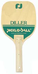 Pickle-Ball® Diller Paddle (Set of 3)