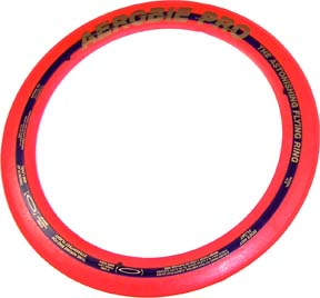 "13"" Aerobie Flying Rings / Discs (SET OF 4)"