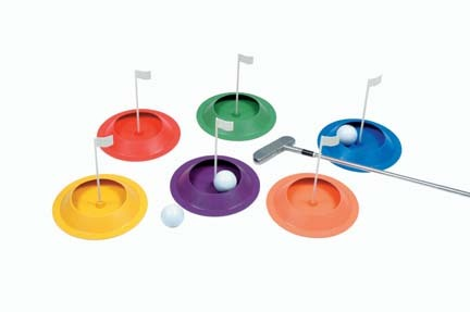 Putt-O-Cups Set (2 Sets of 6, Total of 12) OLY-GF100P-3