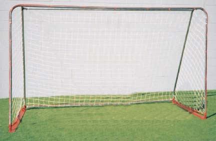 The Mid Size Indoor / Outdoor Limited Area Soccer Goal...10' W x 6' H x 4' D