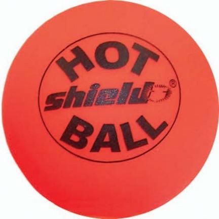 Shield Hotball® Hockey Balls - 1 Dozen