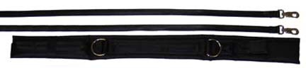 Grey Training Belt