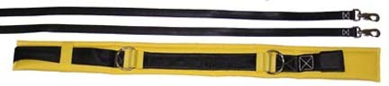 Yellow Training Belt