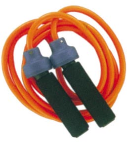 2 Pound Orange Deluxe Weighted Jump Rope (Set of 2)
