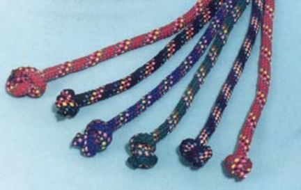 8' Confetti Jump Ropes - Set of 6