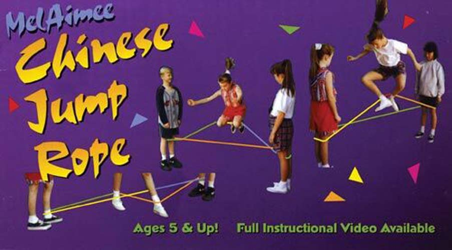 Teachers manual, with illustrations, guides you through 12 basic activitiesTo order the 6' Chinese Jump Ropes click here.To order the 8' Chinese Jump Ropes click here.To order the 12' Chinese Jump Ropes click here.To order the 16' Chinese Jump Ropes click here.