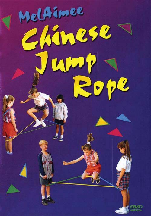28 minute video demonstrates eleven fun, easy to learn gamesTo order the 6' Chinese Jump Ropes click here.To order the 8' Chinese Jump Ropes click here.To order the 12' Chinese Jump Ropes click here.To order the 16' Chinese Jump Ropes click here.