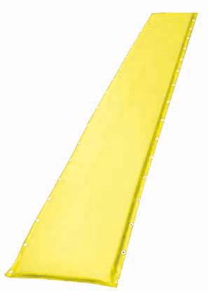 """14"""" Yellow Protective Post Pad (For Posts Up to 2.75"""")"""