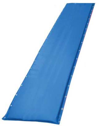"""20"""" Blue Protective Post Pad (For Posts 2.75"""" to 4"""")"""