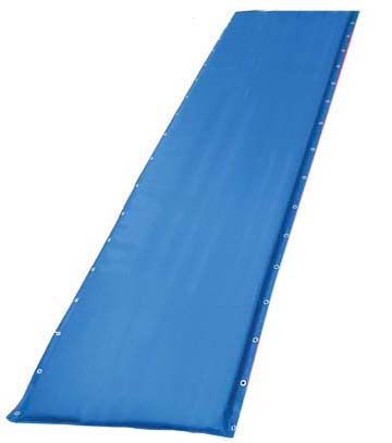 """26"""" Blue Protective Post Pad (For Posts 4"""" to 5.5"""")"""