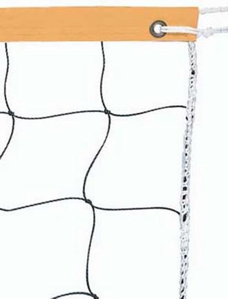 Neon Orange Volleyball Net (Set of 2)