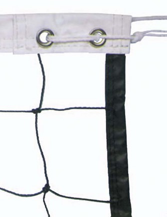 32' x 3' 2.6mm Volleyball Net (Set of 2)